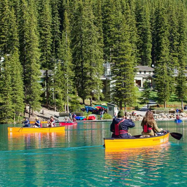 Moraine Lake Lodge - 15