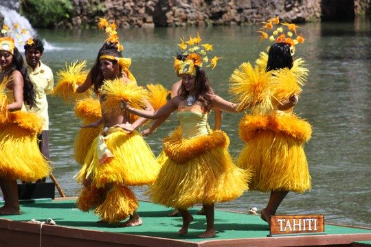 Oahu Polynesian Culture Center Hawaii