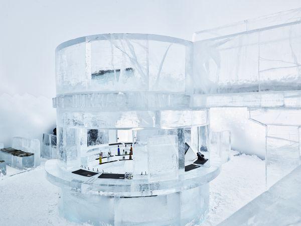 Icehotel 365 Bar- Doets Reizen - Vakantie Zweden - Credit Visit Sweden