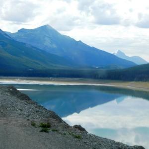 27 juli 2016: Jasper NP - Dag 7 - Foto
