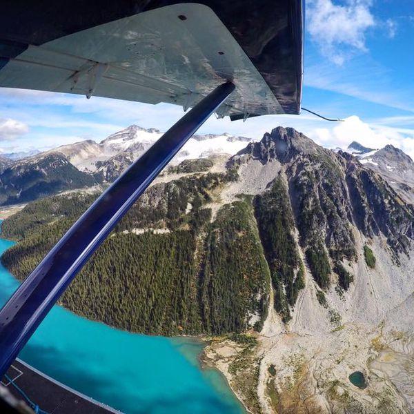 Watervliegtuig Whistler - British Columbia - Canada - Doets Reizen