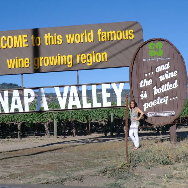 Napa Valley - California - Amerika - Doets Reizen