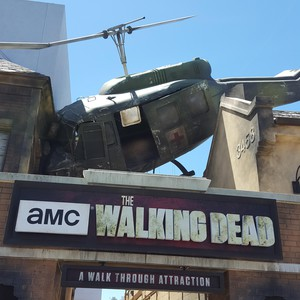 Universal Studios!! - Dag 8 - Foto