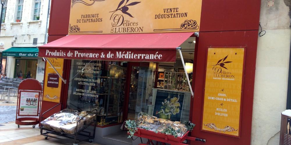 Lokale producten Avignon - Avignon - Frankrijk - Reizen Frankrijk - Doets Reizen