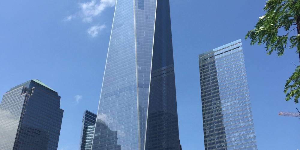 One World trade Center - New York - Doets Reizen