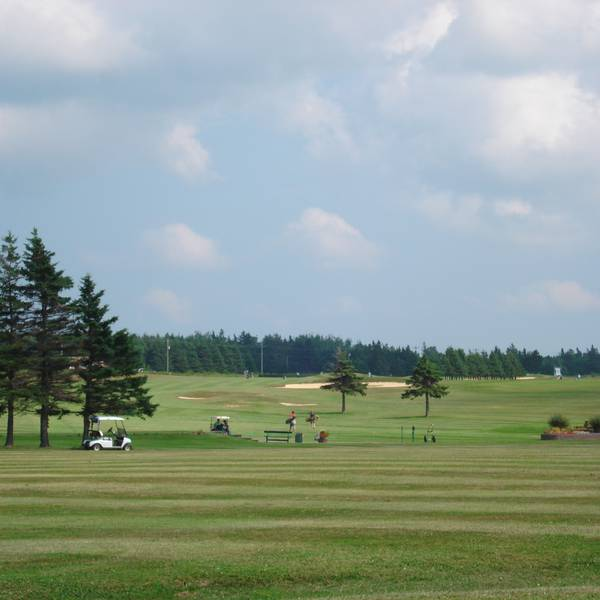 Atlantisch Canada - Golf