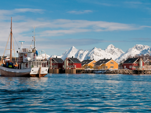 Svolvær - Doets Reizen - Vakantie Noorwegen - Credits VisitNorway