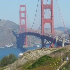 San Francisco op de fiets. - Dag 2 - Foto