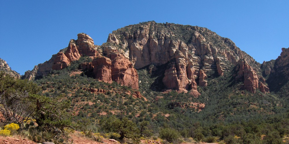 Scenic Route 89A - Arizona - Doets Reizen
