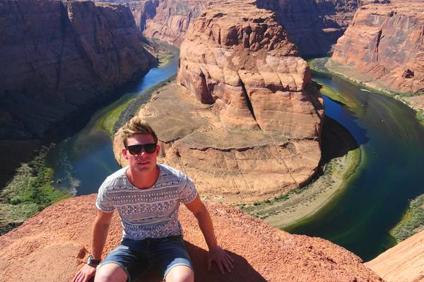 Horseshoe Bend - Page - Arizona - Doets Reizen