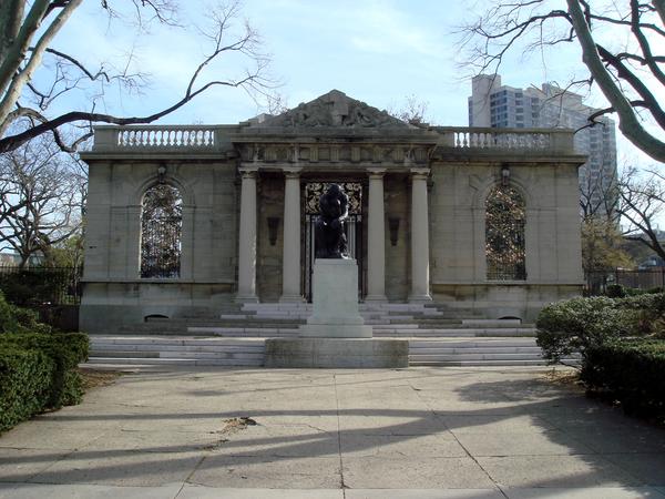 Rodin Museum - Philadelphia - Pennsylvania - Amerika - Doets Reizen