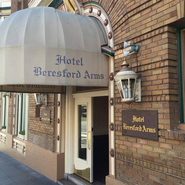 Beresford Arms Hotel - vooraanzicht