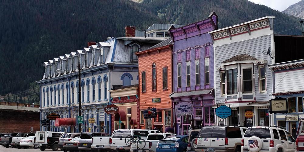 Silverton - Colorado - Doets Reizen