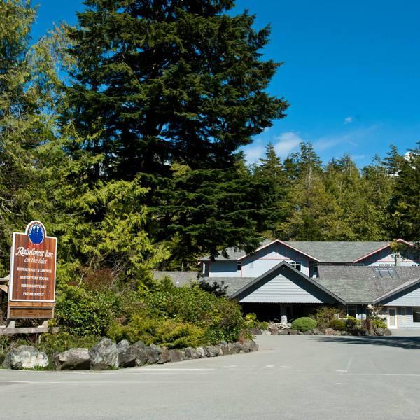 Jamie's Rainforest Inn - Exterior