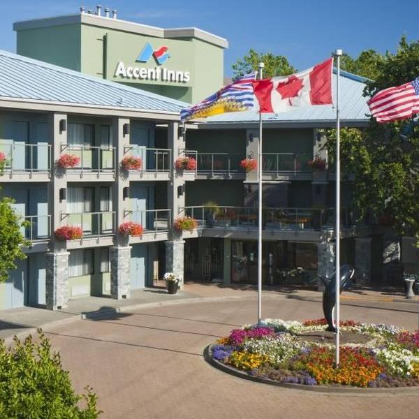Accent Inn Victoria - buitenkant