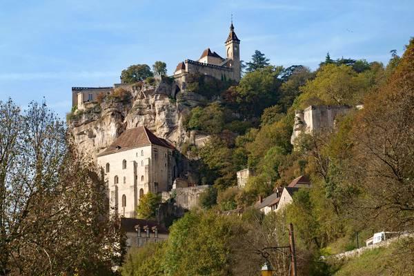 Rocamadour Frankrijk Doets Reizen - afbeelding van Arvid Olson via Pixabay