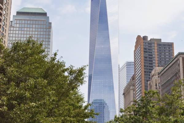 Lower Manhattan - New York - Doets Reizen