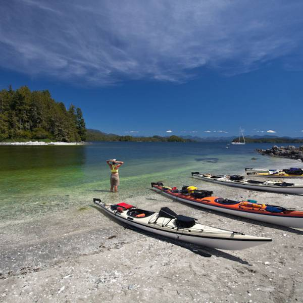 Beaches & Glaciers, Hike and Kayak - 2