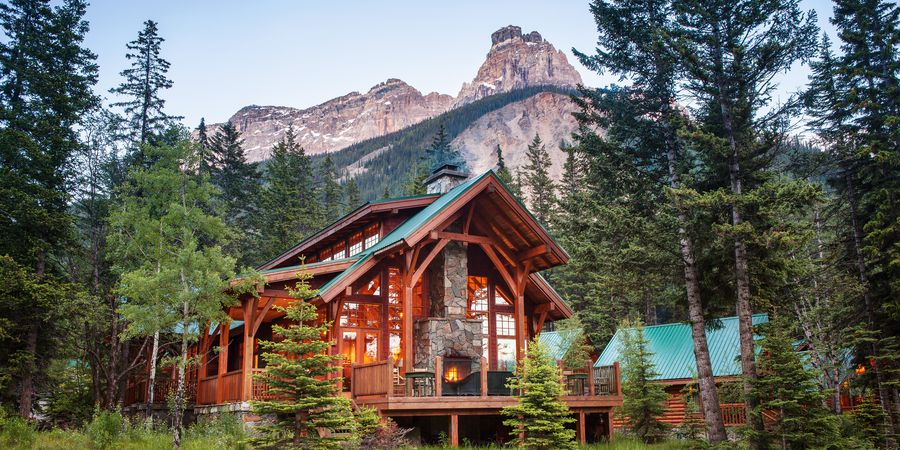 Cathedral Mountain Lodge - Yoho National Park - British Columbia - Canada - Doets Reizen