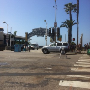 Santa Monica - Dag 17 - Foto