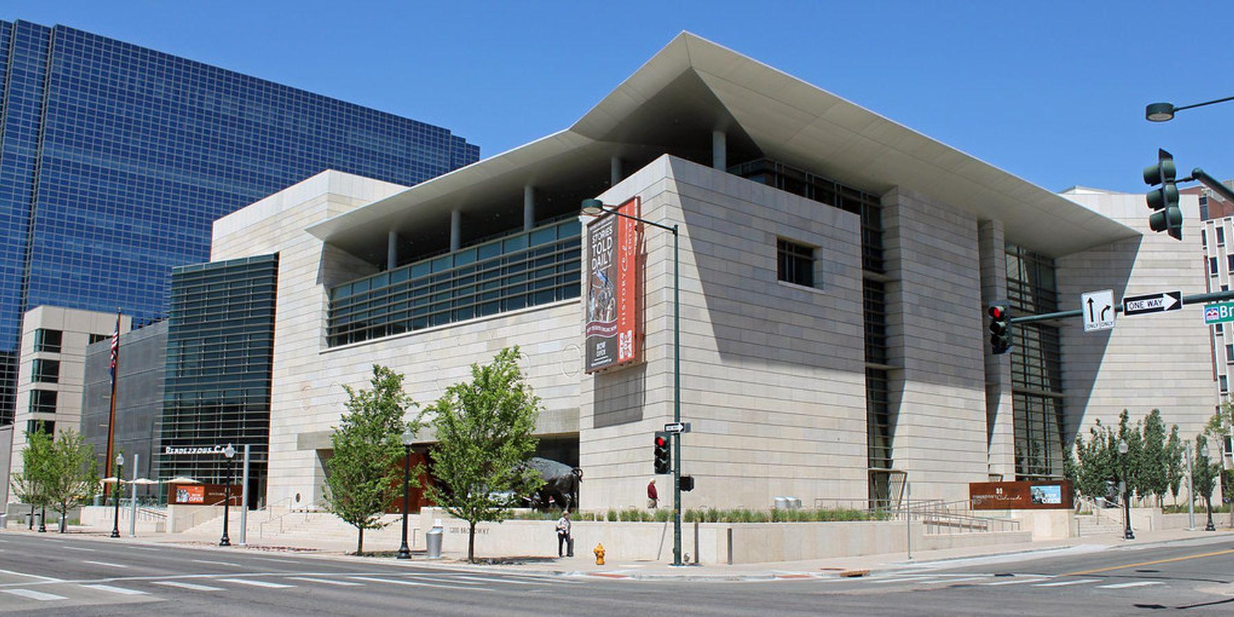 Colorado History Museum - Denver - Colorado - Doets Reizen