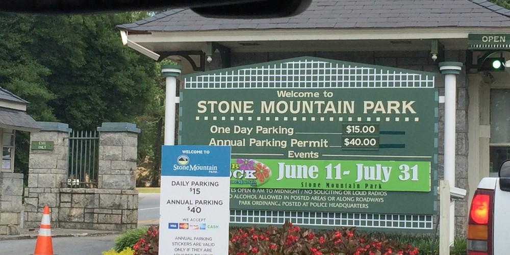 Stone Mountain Atlanta Georgia