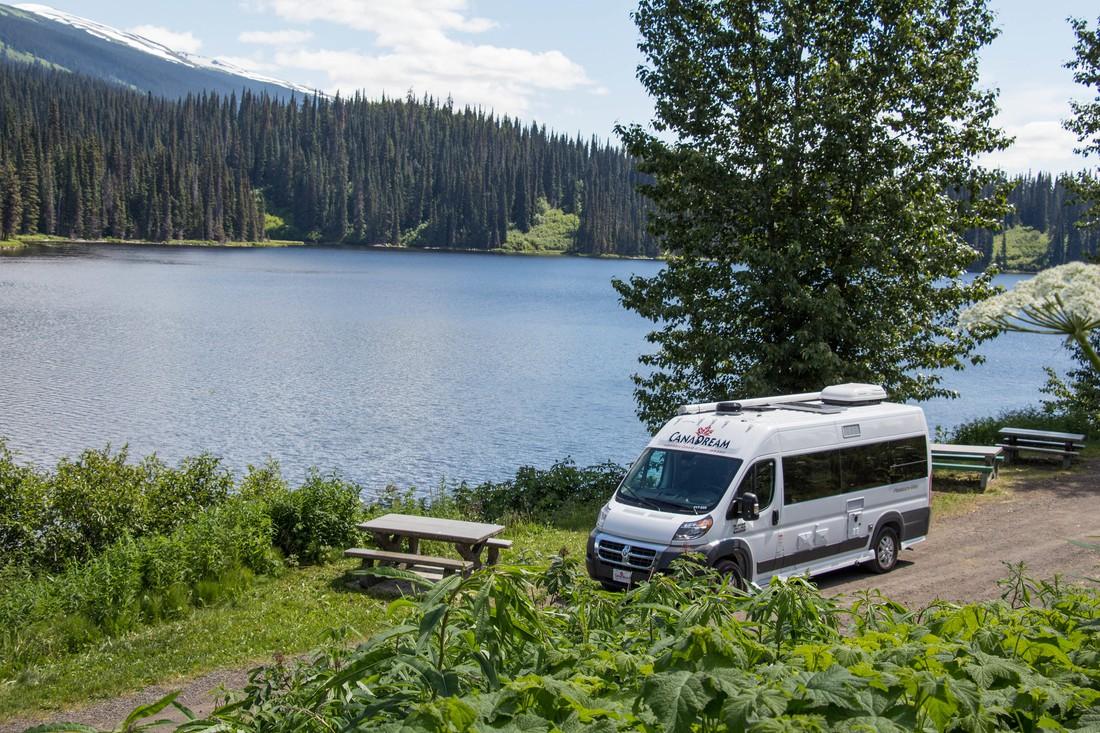 CanaDream DVC - camper huren Canada - Doets Reizen