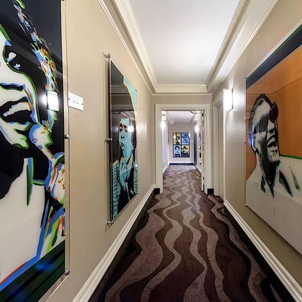 Artmore Hotel - Kunst