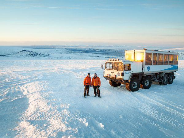 Into The Glacier - ijsgrotten op langjokull - IJsland - Doets Reizen
