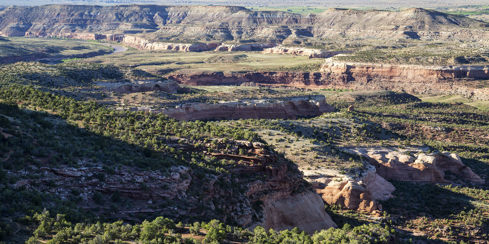 McInnis Canyons National Conservation Area - Grand Junction - Colorado - Doets Reizen