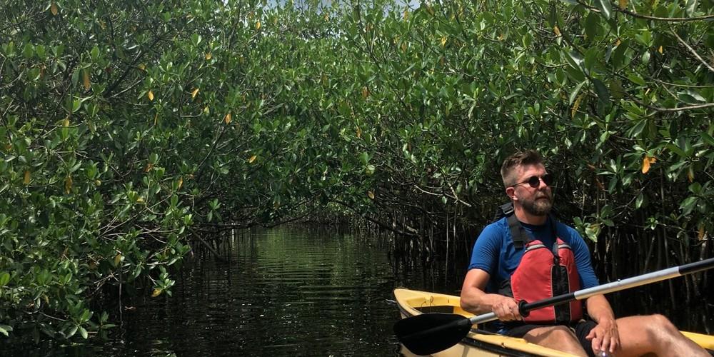 Mangrove Tunnel Tour - Everglades National Park - Florida - Doets Reizen