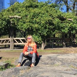 Central park, Meatpacking, basketbal - Dag 5 - Foto