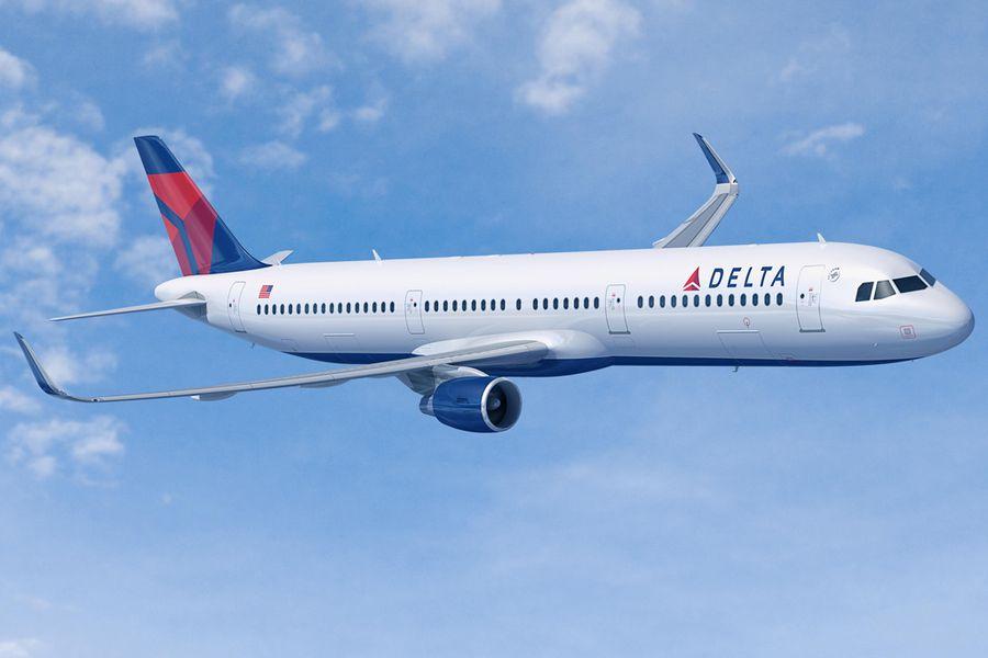 Delta Air Lines - Doets Reizen