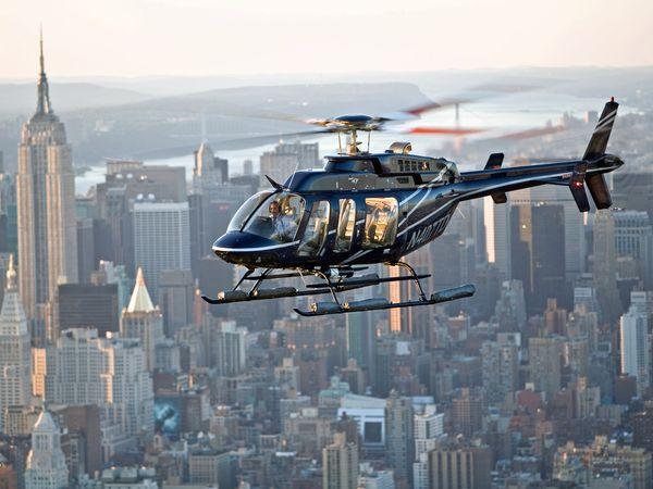 Helikoptervlucht in New York - Doets Reizen