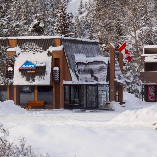 Marmot Lodge Winter 1