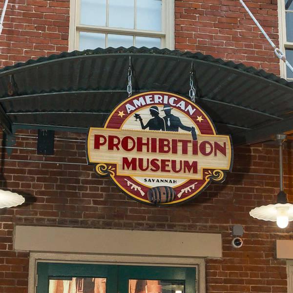 American Prohibition Entrance - Georgia - Amerika - Doets Reizen