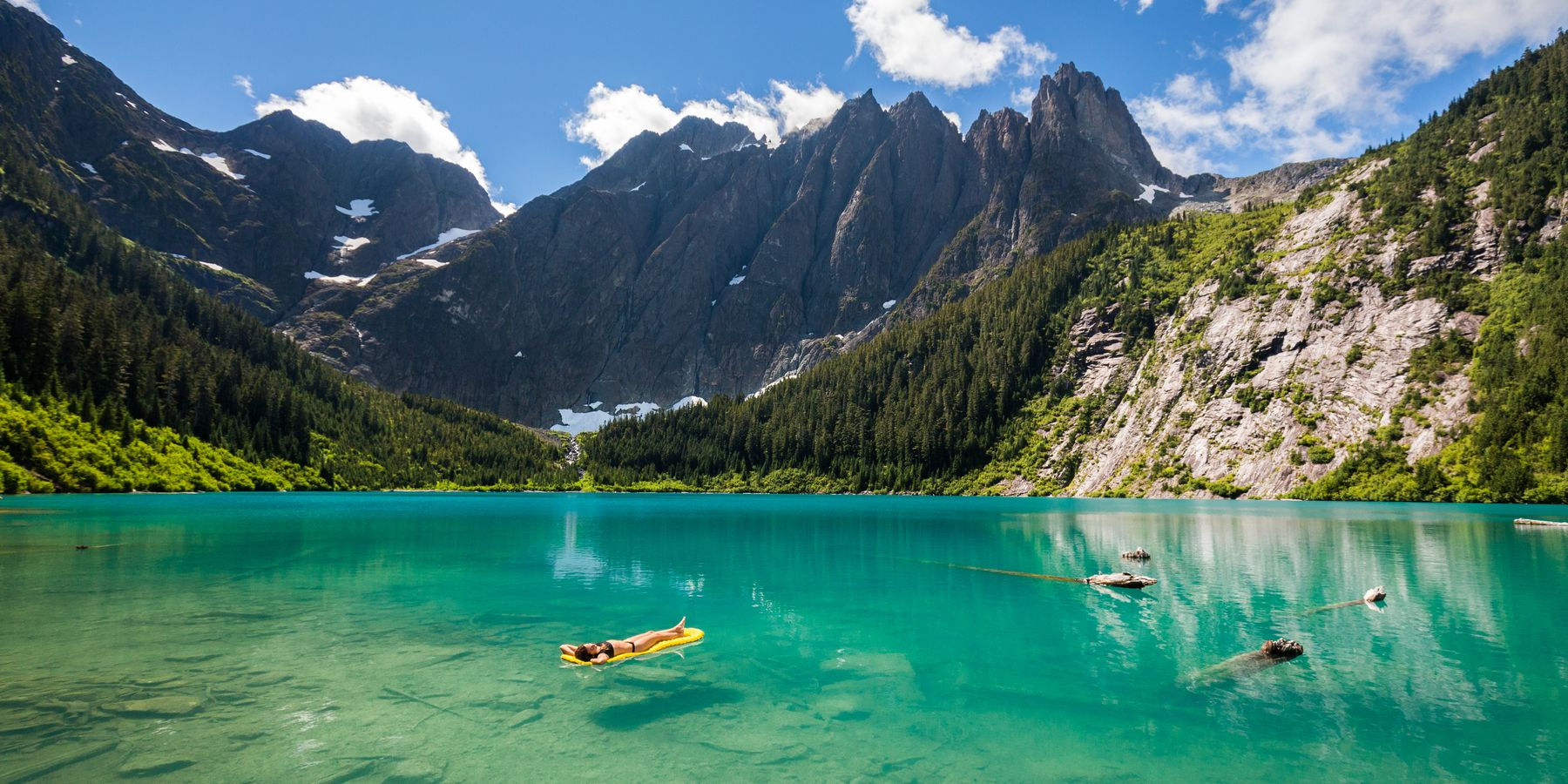 Strathcona Provincial Park - Vancouver Island - British Columbia - Canada - Doets Reizen