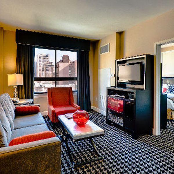 Canterbury Apartments - interior