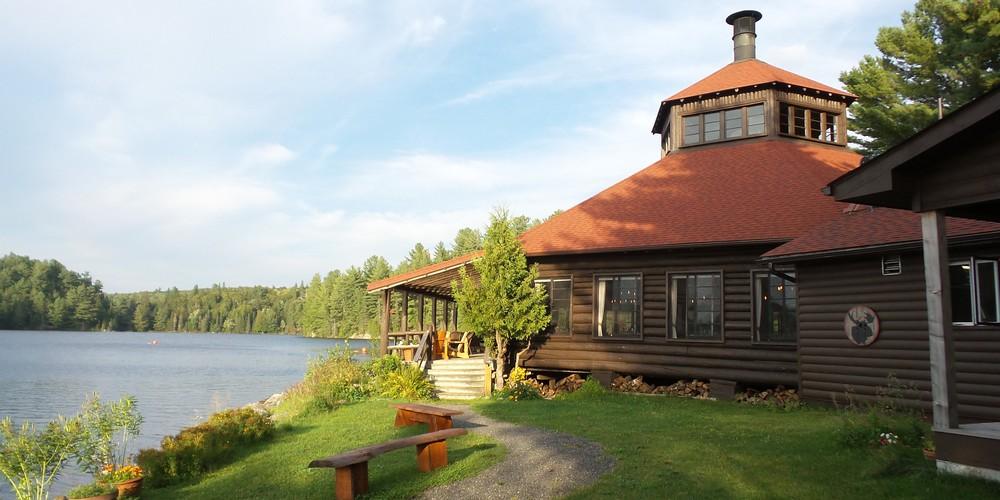 Arowhon Pines Resort - Algonquin Provincial Park - Ontario - Canada - Doets Reizen