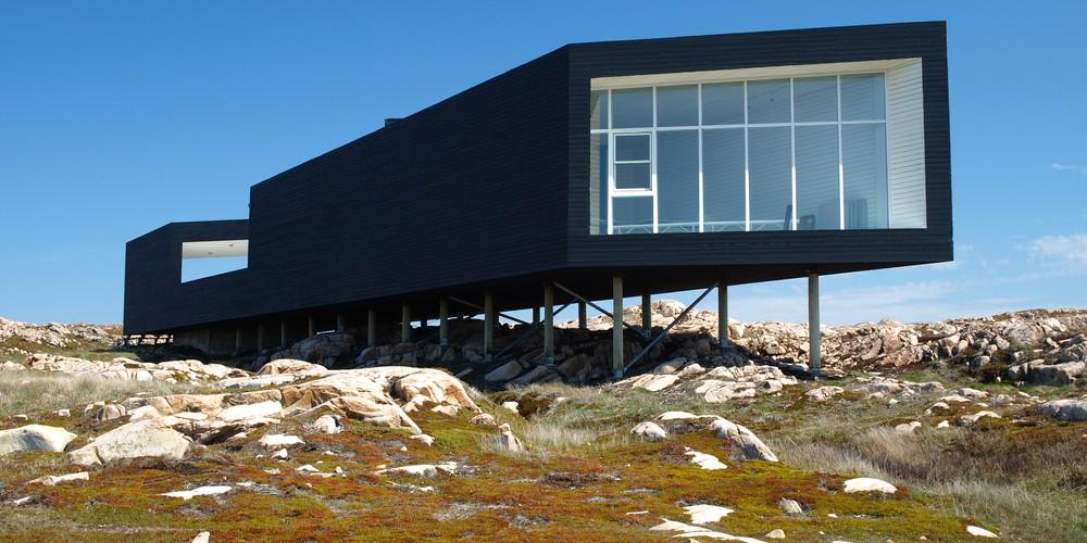 De Long Studio - Fogo Island - Newfoundland & Labrador - Canada - Doets Reizen
