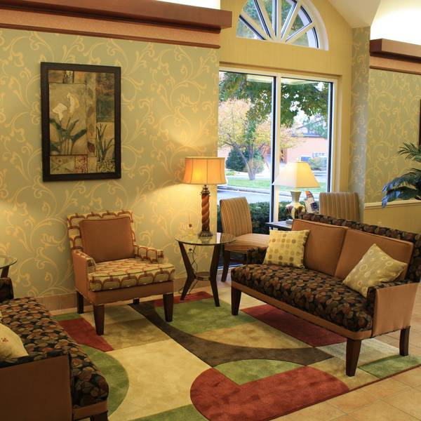 Best Western Inn at the Valley View - lobby