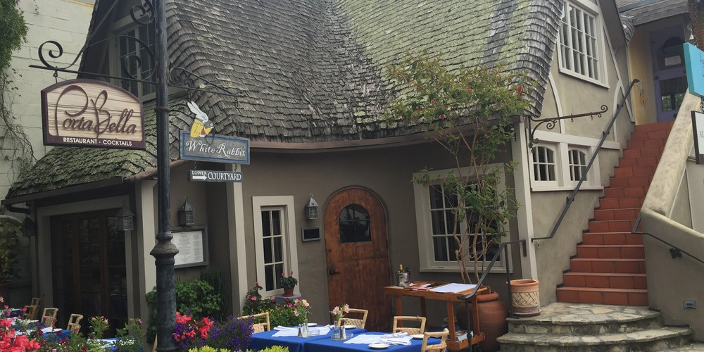 Carmel Main street California