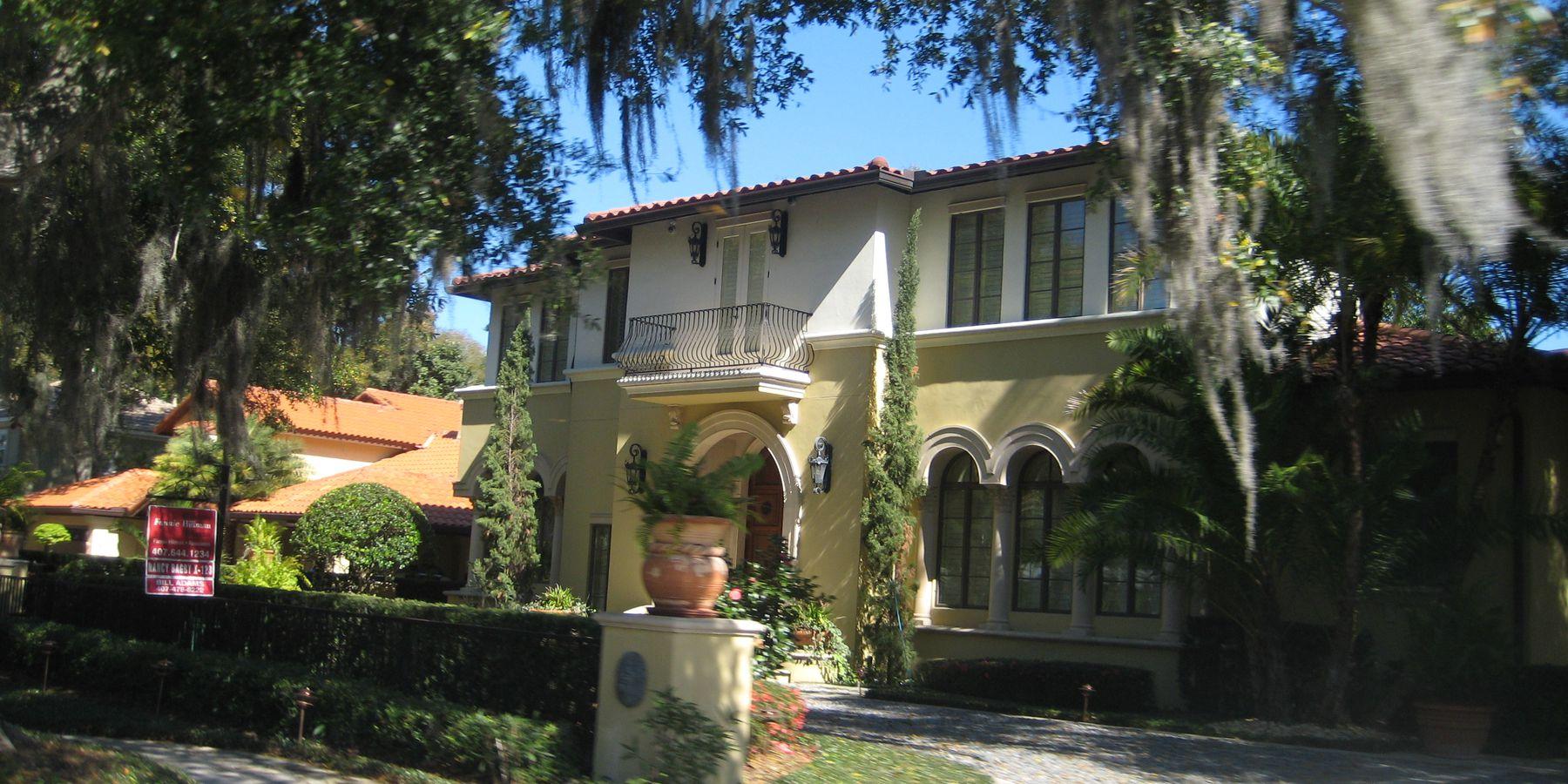 Winter Park - Orlando - Florida - Doets Reizen