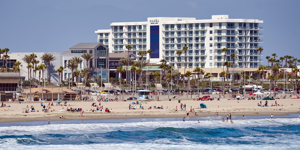 Pasea Resort & Spa, Huntington Beach