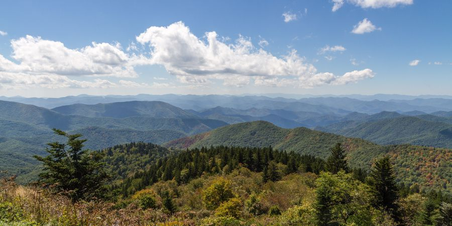 Great Smokey Mountains National Park - Tennessee - Amerika - Doets Reizen