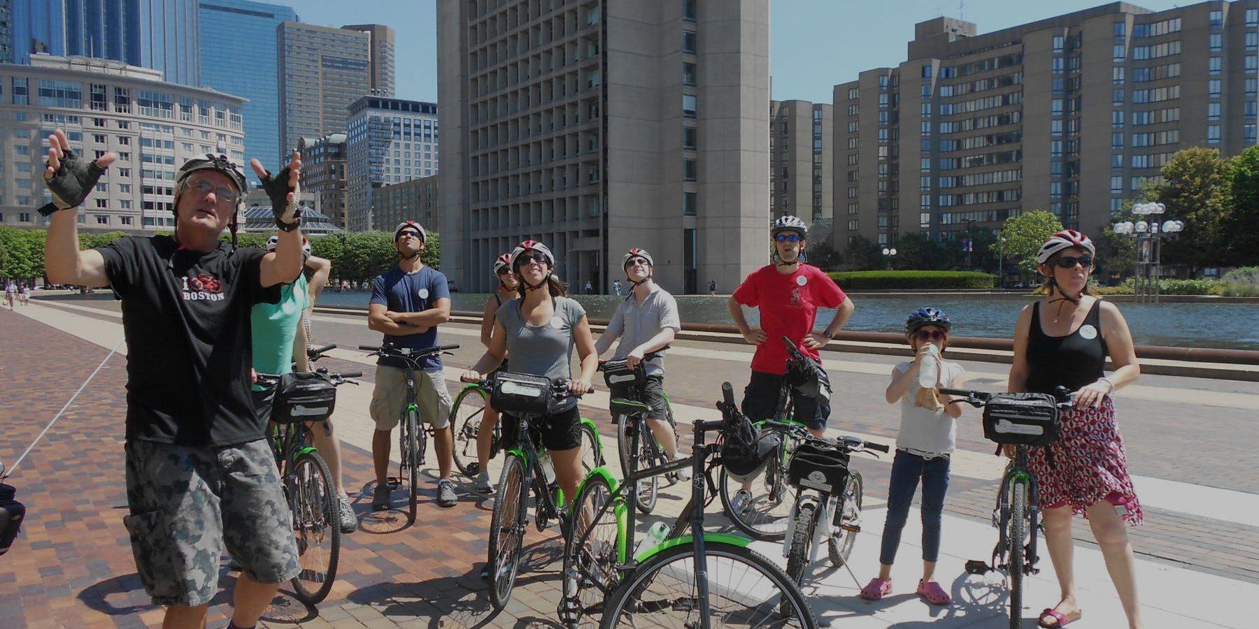 Boston Bike Tours - Fietsen - Boston - Massachusetts - Doets Reizen