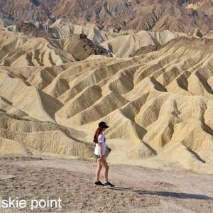Death Valley - Mammoth Lakes - Dag 18 - Foto