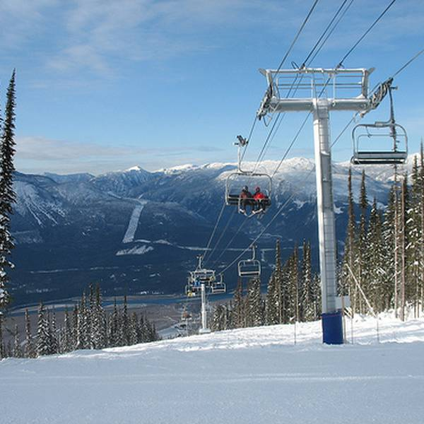 Wintersport - Revelstoke - British Columbia - Canada - Doets Reizen