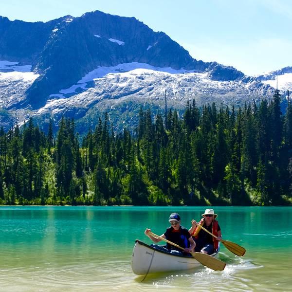 Sunshine Coast in Canada - Doets Reizen