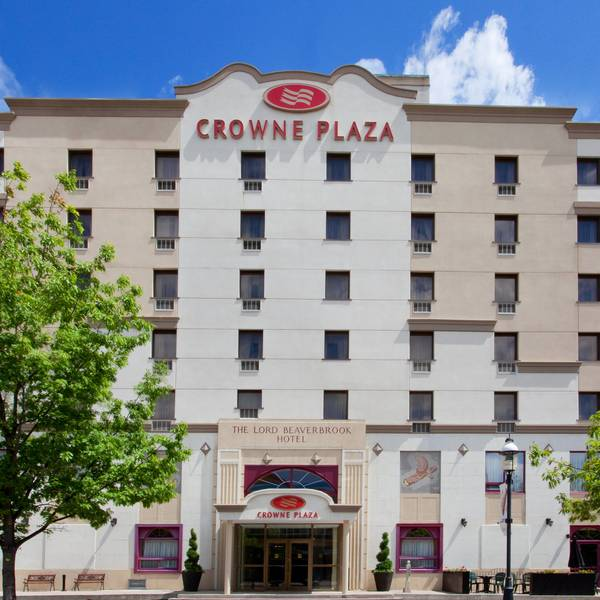 Crowne Plaza Fredericton Lord Beaverbrook - ext